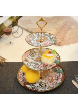 Multi-Layer Candy Plate 23*37CM