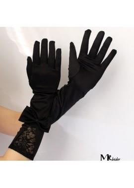 Long Opera Party Gloves 1920s Flapper Velvet Stretchy Elbow Dress Gloves