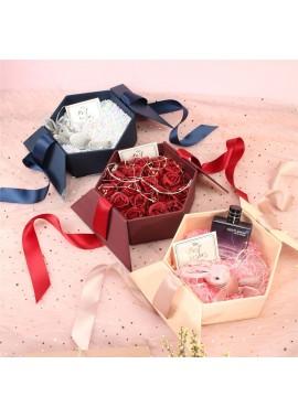 Hexagonal Gift Box Souvenir Creative Gift Box