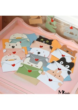 20pcs Creative Greeting Card