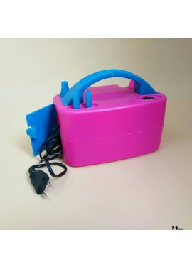 Balloon Electric Inflator Pump Double Holes