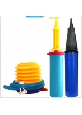 New Air Pump Plastic Flushing Portable Air Pump Air Pump Diameter About 6CM, Length About 34CM
