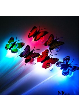 10PCS LED Light Braid Wig 41*6CM
