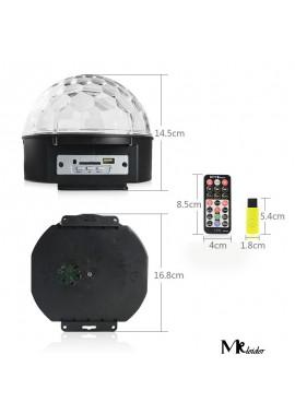 Remote Control Stage Lights Height 14.5CM Bottom Diameter 16.8CM