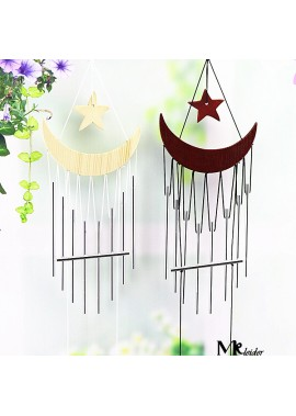 2PCS Metal Hanging Door Decoration Room Decoration Approximately 60CM