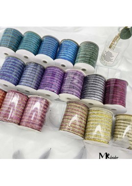 100 Yard Color Metal Ribbon 0.3CM