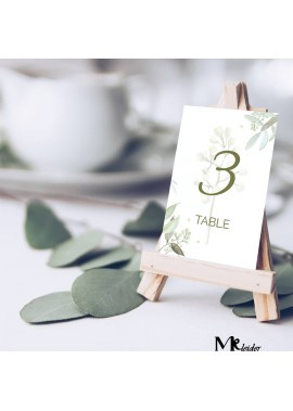 10PCS Wedding Sign Desk Seat Card Table Card 12*18CM