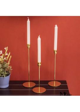 22*10CM Evening Table Wedding Soft Decoration Candlestick Ornaments