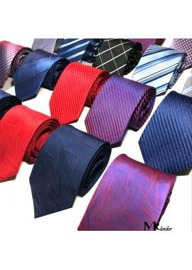 5PCS Business Formal Tie 8 CM Wide And 145CM Long