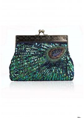 Fein Perlen Tasche Retro Handtaschen T901556085310