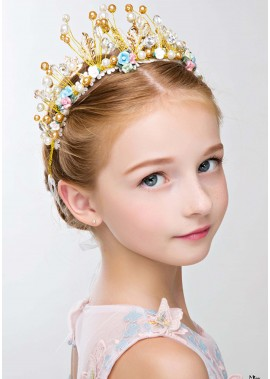 Charming Kid Wreath Tiaras T901556676640
