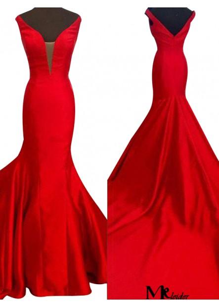 MKleider Mermaid Long Prom Evening Dress T801524704746