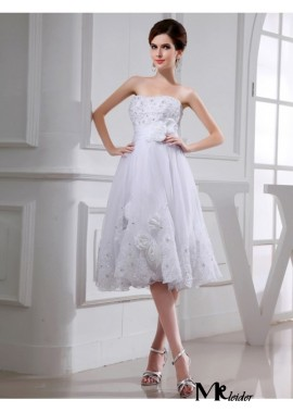 MKleider Beach Short Wedding Dresses T801524715959