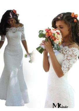 MKleider 2021 Lace Wedding Dress T801524714621