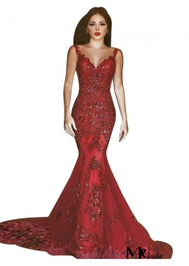 MKleider Mermaid Long Prom Evening Dress T801524703825