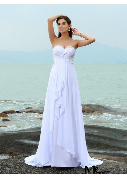 MKleider 2020 Beach Wedding Dresses T801524715025