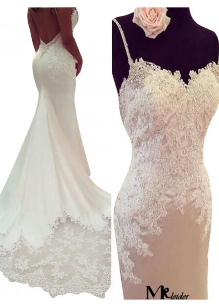 MKleider 2020 Beach Wedding Dresses T801524714828