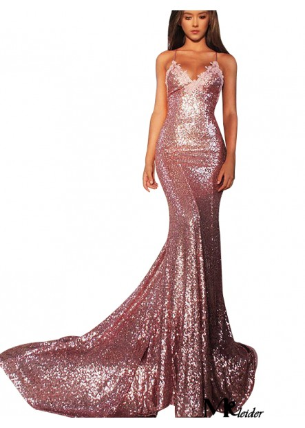 MKleider Long Evening Mermaid Prom Dress T801524701730