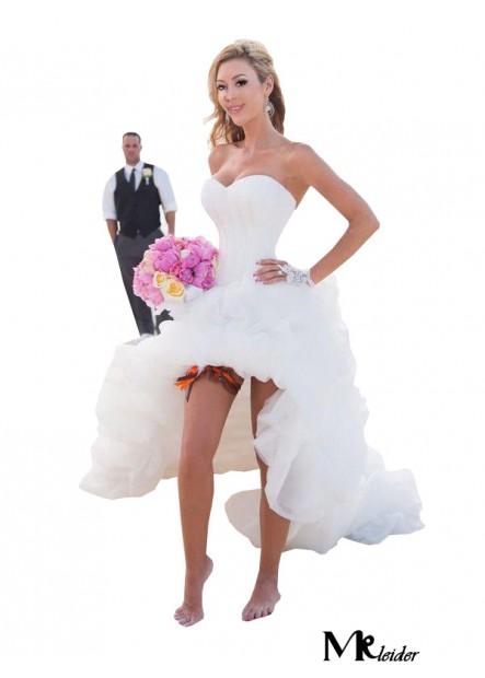 MKleider 2020 Beach Short Wedding Dresses T801524713738