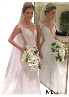 MKleider 2020 Lace Wedding Dress T801524714777