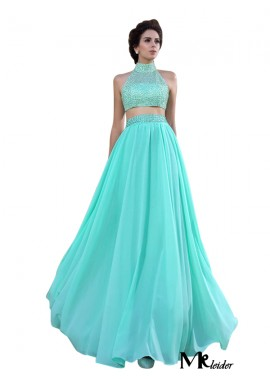 MKleider Two Piece Long Prom Dress T801524706824