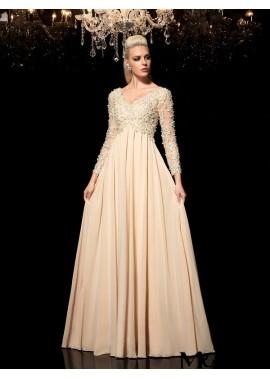MKleider Long Prom Evening Dress T801524709707