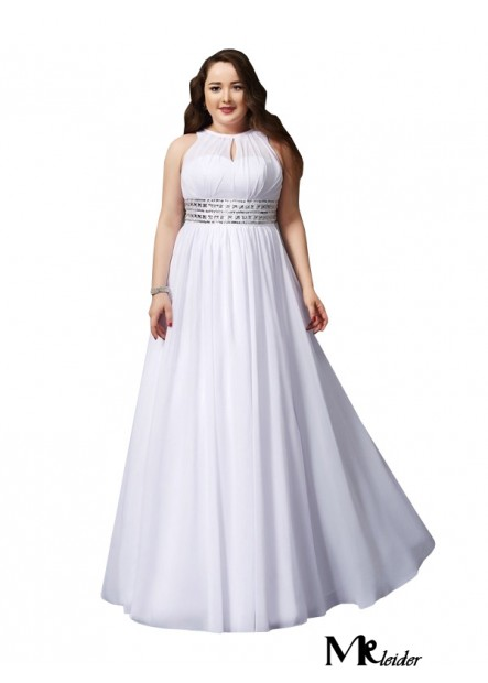 MKleider Plus Size Prom Evening Dress T801524704915