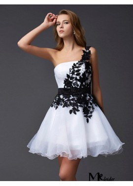 MKleider Short Homecoming Prom Evening Dress T801524710362