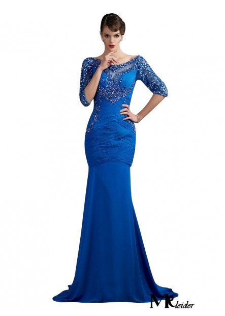 MKleider Mermaid Mother Of The Bride Evening Dress T801524705456
