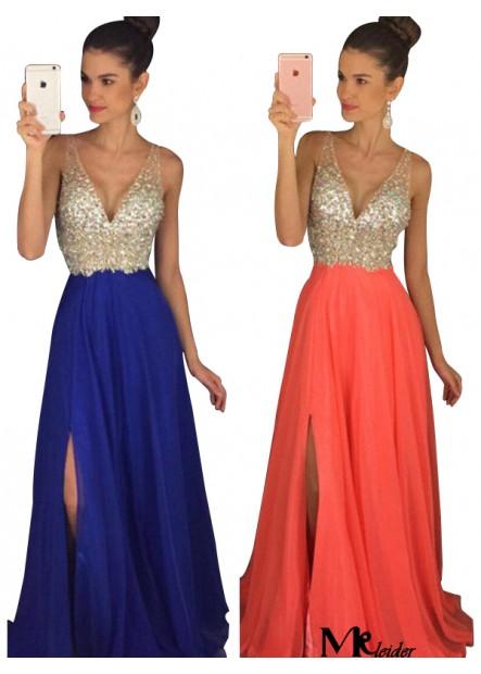 MKleider Long Prom Evening Dress T801524704150
