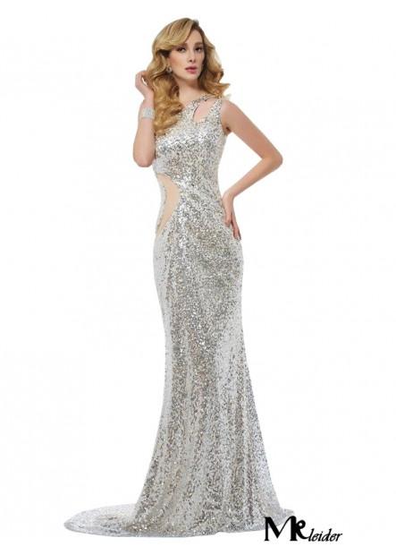 MKleider Mermaid Long Prom Evening Dress T801524705454