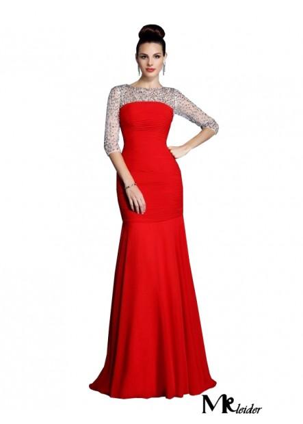 MKleider Sexy Mermaid Prom Evening Dress T801524705236