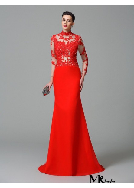 MKleider Sexy Mermaid Prom Evening Dress T801524711465