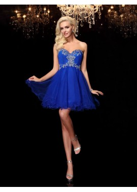 MKleider Sexy Short Homecoming Prom Evening Dress T801524710881