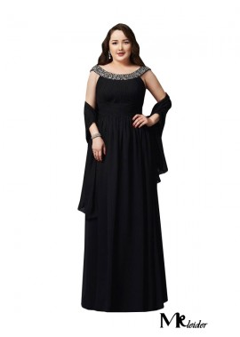 MKleider Plus Size Prom Evening Dress T801524705573