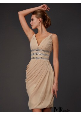 MKleider Short Homecoming Prom Evening Dress T801524710347