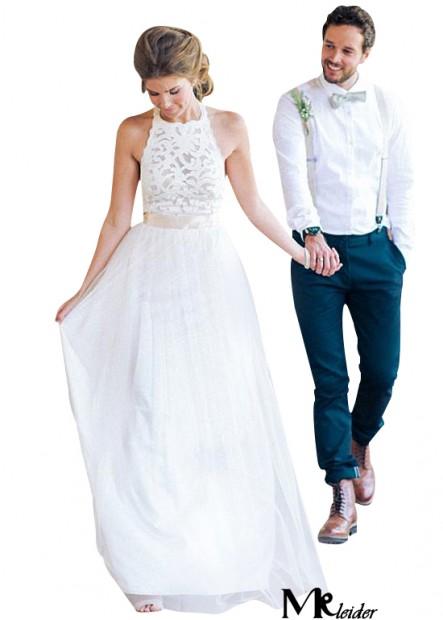 MKleider Beach Wedding Dresses T801525318785