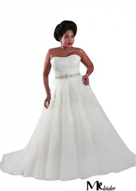 MKleider Plus Size Wedding Dress T801525325517