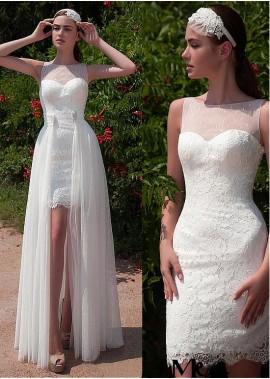 MKleider Short Wedding Dress T801525331246
