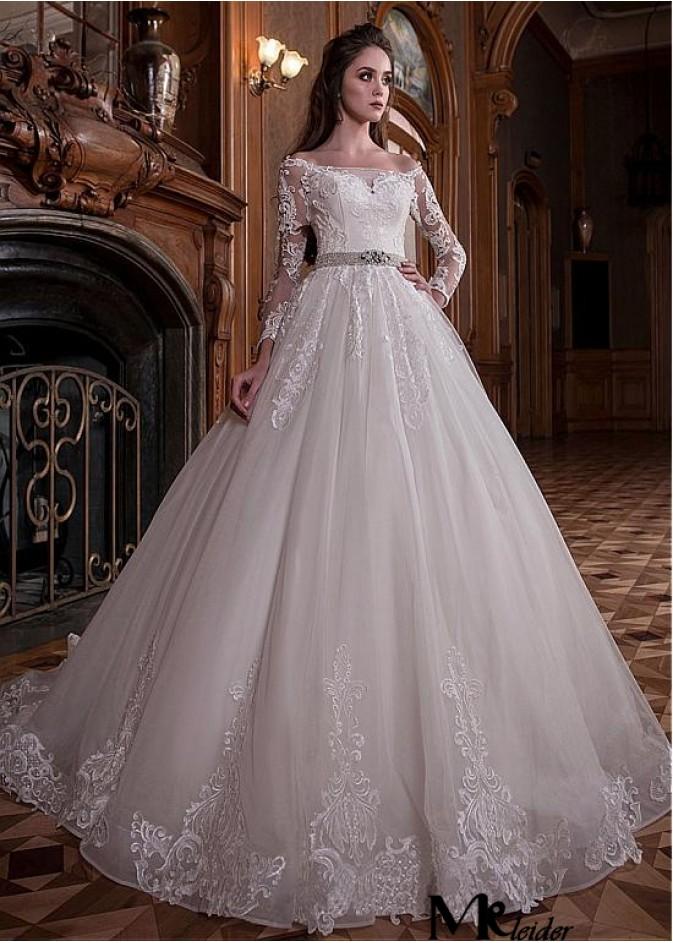 80er Jahre Hauchhülse Hochzeitskleid|Designer