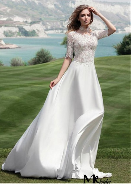 MKleider Beach Wedding Dresses T801525332647