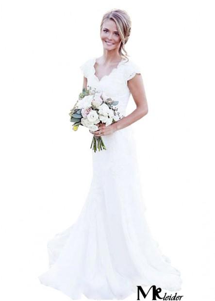 MKleider Beach Wedding Dresses T801525318047