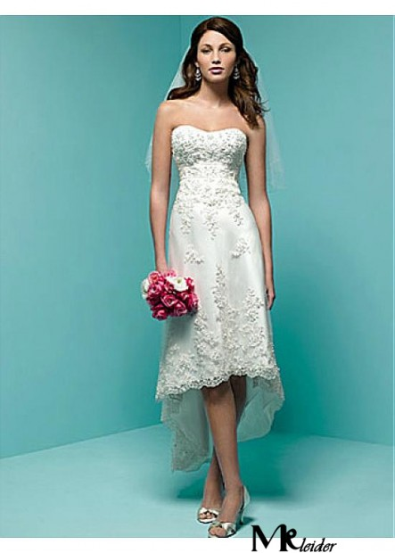MKleider Short Wedding Dress T801525323808