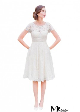 MKleider Short Wedding Dress T801525328867