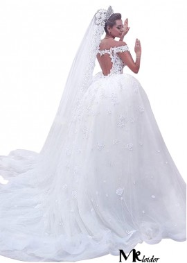 MKleider Plus Size Wedding Dress T801525330540