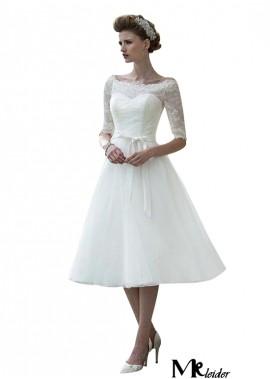 MKleider Short Wedding Dress T801525334947