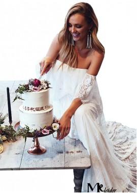 MKleider Beach Wedding Dresses T801525317753