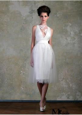 MKleider Short Wedding Dress T801525331944