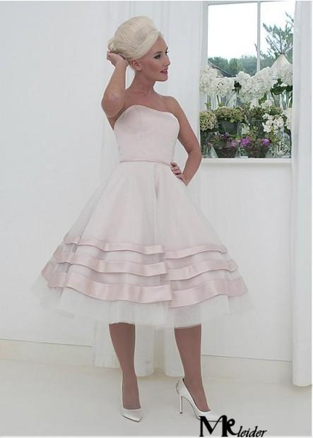 MKleider Short Wedding Dress T801525385311