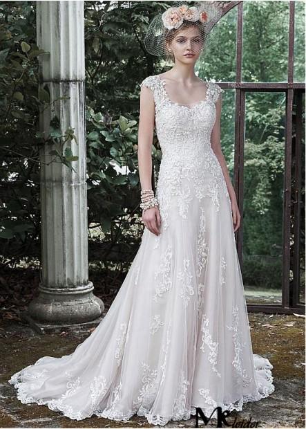 MKleider Lace Wedding Dress T801525384951